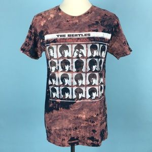 The Beatles Tye-Dye Vintage Tee